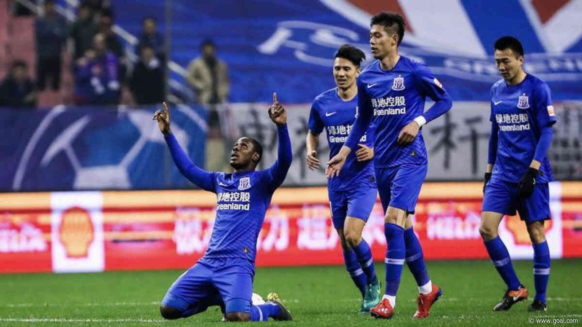 Ighalo wins first career title in China with Shanghai Shenhua