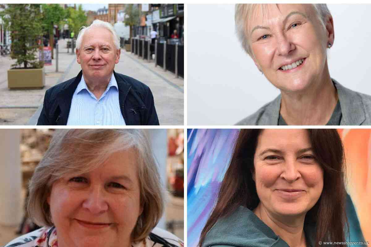 Bromley & Chislehurst Election 2019 - candidates questioned on policy