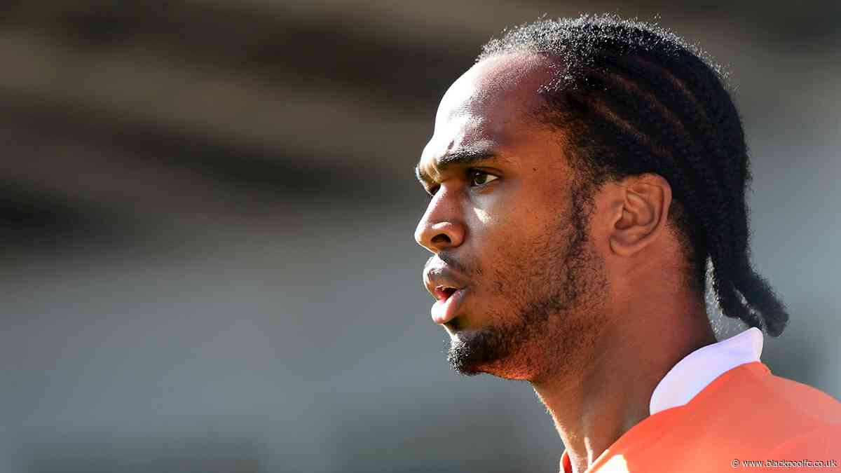 Delfouneso: We're Looking Forward To It