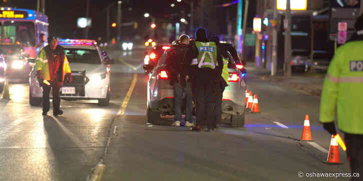 Third week of Festive R.I.D.E. check sees 22 impaired driving charges