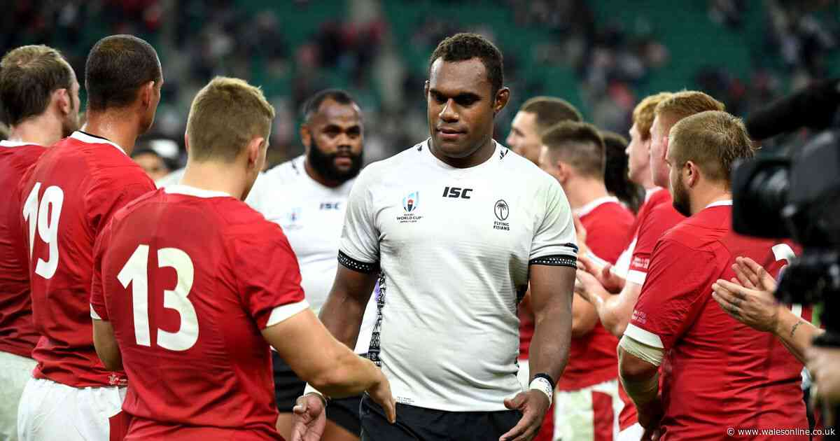 Fiji star Leone Nakarawa sacked by Racing 92 for 'deplorable insubordination'