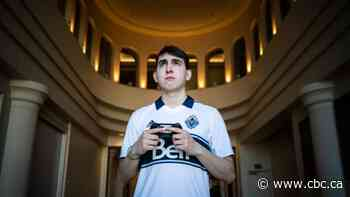 Regina gamer signs pro esports contract with Vancouver Whitecaps