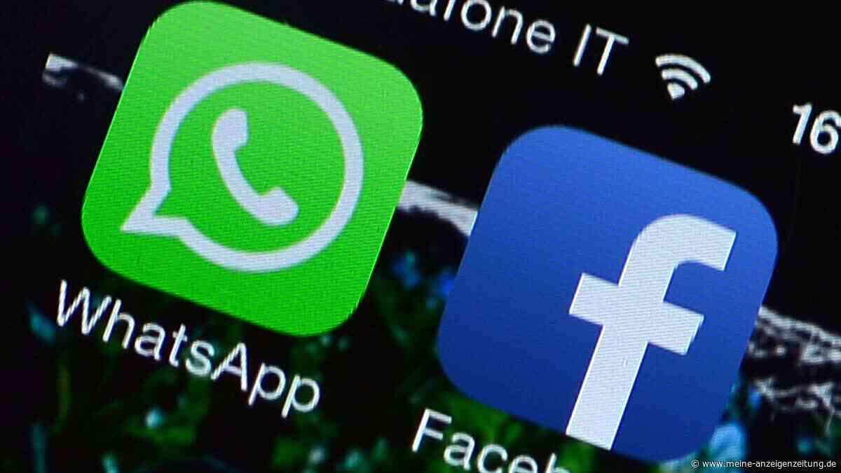Hammer-Urteil:Whatsapp, Facebook und Instagram von Gericht verboten