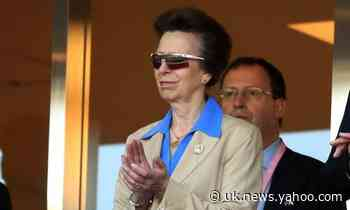 All hail Princess Anne: the Scottish people's princess