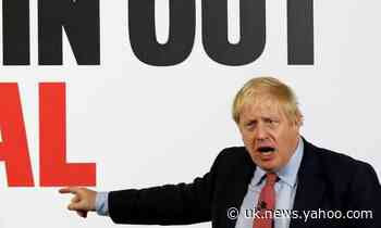 Johnson's 'get Brexit done' strategy resonates with marginal focus groups