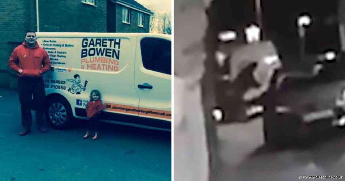 Plumber's life 'turned upside down' by thieves who stole £2,000 worth of tools from his van