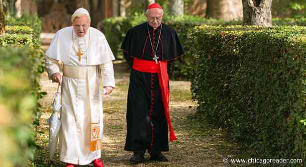 Two Popes, two performances