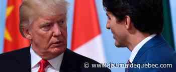 Le gouvernement Trudeau fait les frais de l'accrochage avec Trump dans de premiers échanges en Chambre
