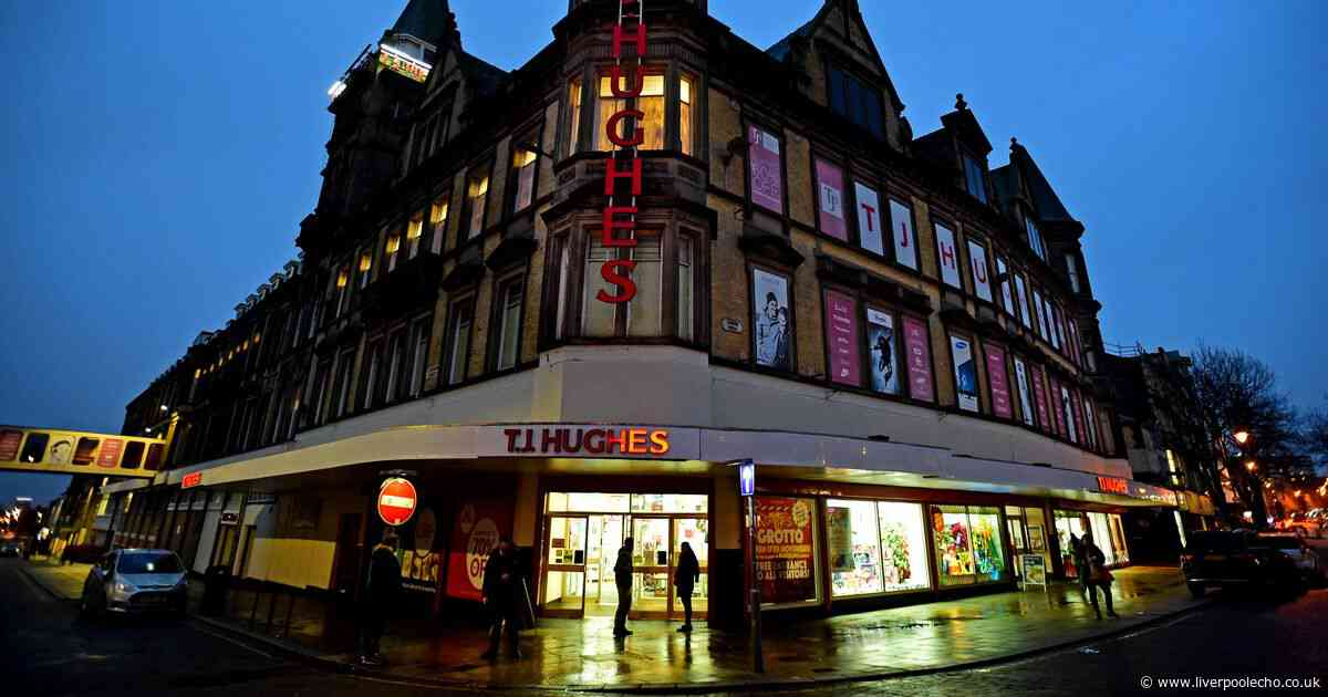 Iconic Liverpool department store to be demolished and replaced with flats