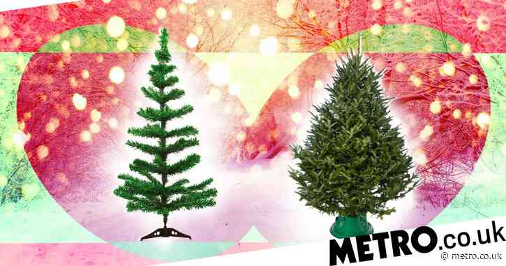 Are plastic Christmas trees bad for the environment?