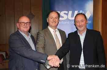 Andreas Oetter ist der Bürgermeisterkandidat der Grüber CSU