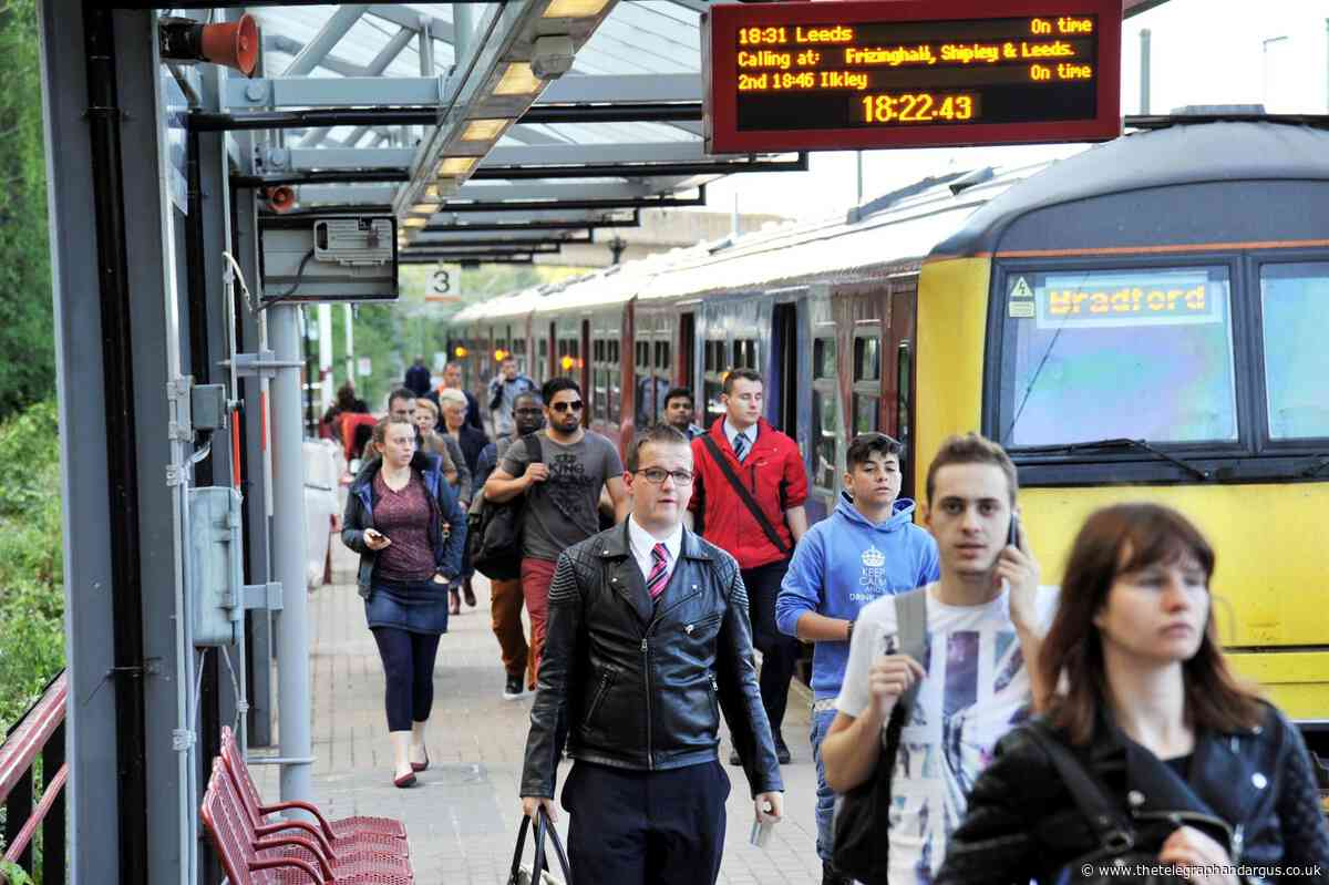 Boxing Day trains: Services link Bradford, Skipton and Ilkley