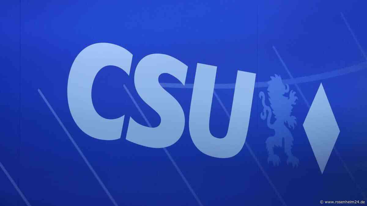 CSU Ortsverband Eggstätt stellt sich auf