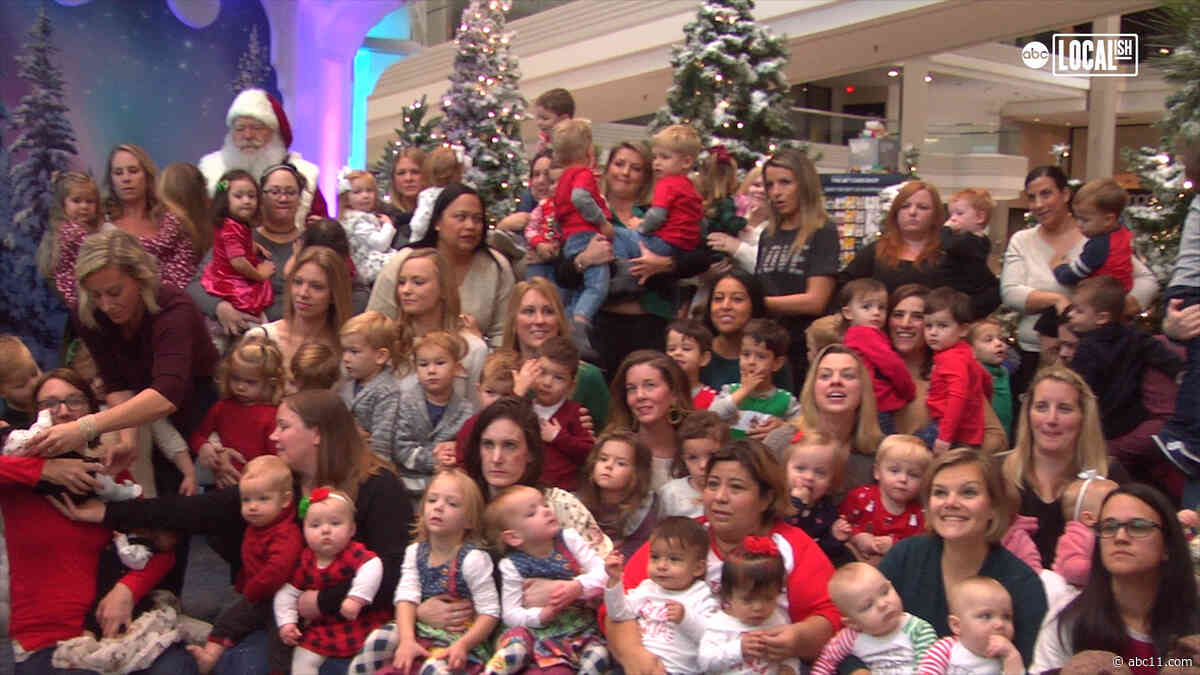 28 Sets of Twins Taking Pictures With Santa Is the Cutest Thing EVER
