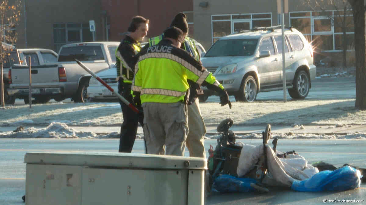 Driver Hits Man Using Walker, Takes Off In Commerce City