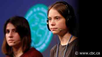'We would love some action,' Greta Thunberg says at climate summit in Madrid