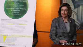 Pelosi warns of 'existential' climate threat, vows bold action