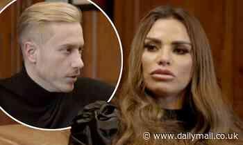 Katie Price confesses to cheating on Kris Boyson TWICE