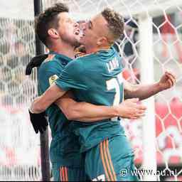 Ajax met Huntelaar en Lang in voorhoede tegen Willem II