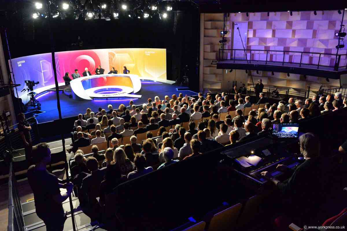 Question Time under 30s special to be held in York