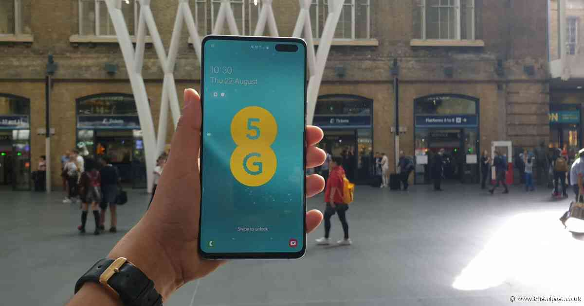 Launch of EE's 5G network will 'deliver better public services' says Bristol City Council