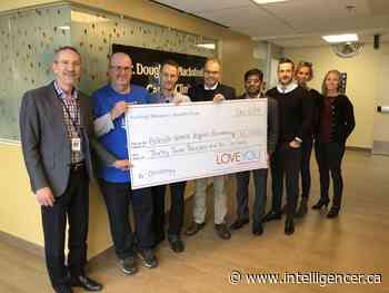 Fundraiser pays off for cancer clinic