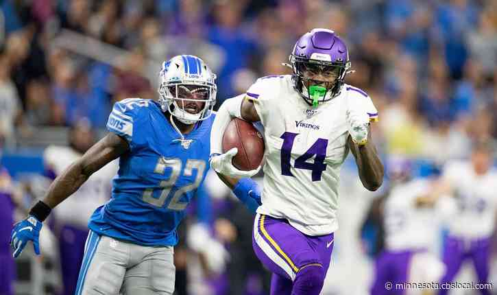 Lions' Rest Advantage Could Make Sunday's Game Vs. Vikings Closer, Says SportsLine's Larry Hartstein