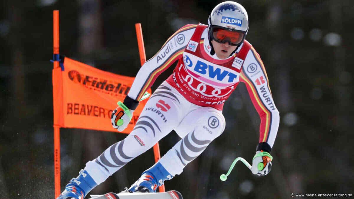 Ski alpin im Liveticker: Dreßen fällt zurück, junger Schweizer vor Sensation