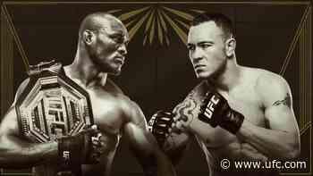 UFC 245 Public Events Schedule