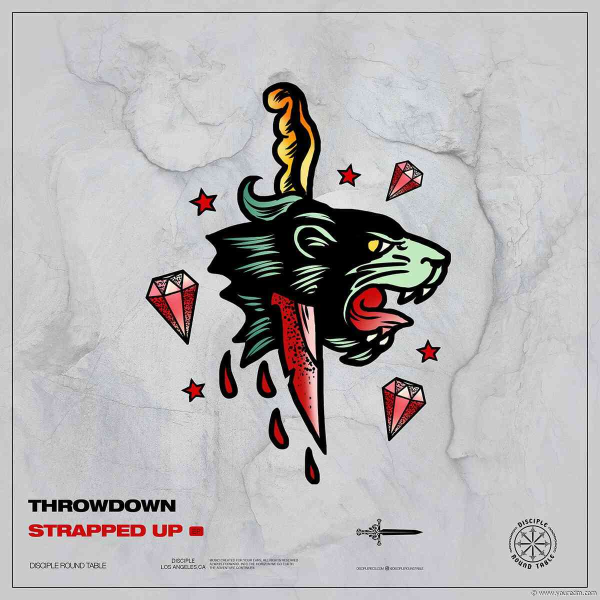 Your EDM Premiere: Throwdown – Do or Die [Disciple Round Table]