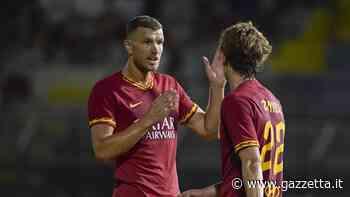 Inter-Roma, formazioni ufficiali: Dzeko e Pau Lopez out