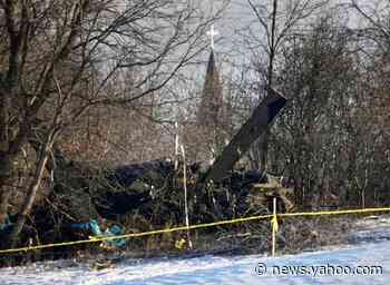 3 victims of Black Hawk helicopter crash to be identified Saturday, Minnesota National Guard says