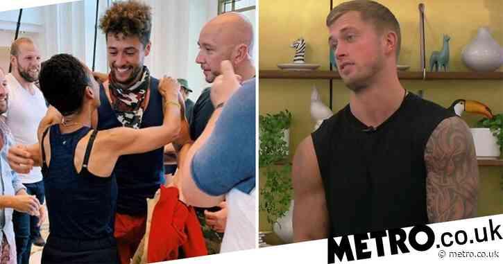 Dan Osborne snubs awkward Myles Stephenson reunion after I'm A Celebrity exit