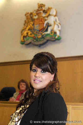 Faiza's success is an inspiration to young people, as a member of Bradford Community Champions