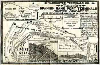 This Week in History: 1933 — Pioneer proposals for a Point Grey breakwater surface