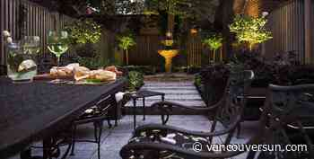 Brian Minter: Proper lighting can make gardens come alive in the evening