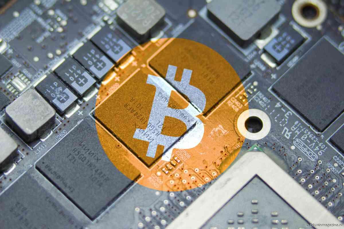 Bitcoin miner fabrikant Ebang doet verzoek voor beursgang op Nasdaq