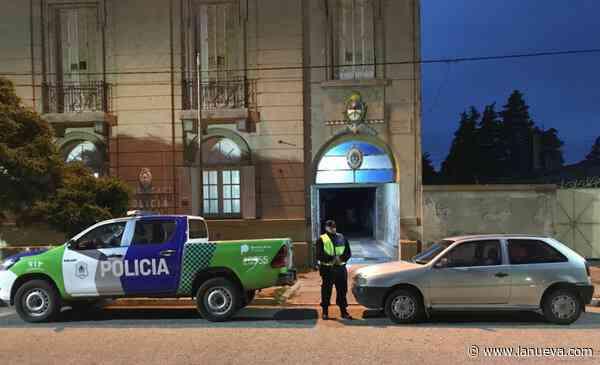 La inseguridad alcanza a todos: en Pigüé la policía pide cerrar los autos