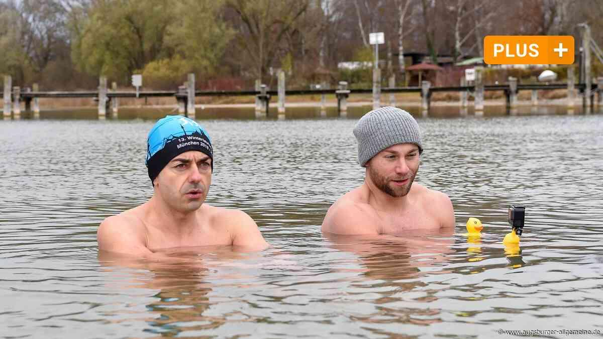 LT-Reportage: Wie heftig ist das Kältetraining im Ammersee?