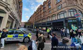 Drill rapper among three London stabbing deaths in 12 hours