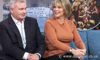 Ruth Langsford and Eamonn Holmes are missing from the This Morning Christmas Party