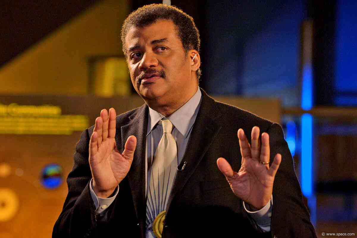 'Cosmos' with Neil deGrasse Tyson Returns in March 2020 on Fox, NatGeo Channel