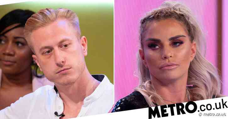 Katie Price admits to cheating on Kris Boyson twice as she begs for forgiveness