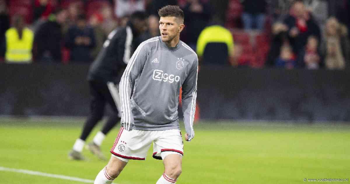 """Ten Hag kondigt gesprek met Huntelaar aan bij Ajax: """"Wij gaan ook met hem praten"""""""