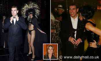 Prince Andrew liked a two-woman massage, says ex-girlfriend