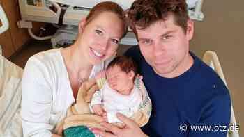 Jenaer Babys: Nora hat sich Zeit gelassen