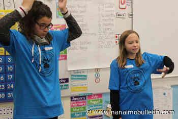 Students educate on environmental efforts at south Nanaimo school