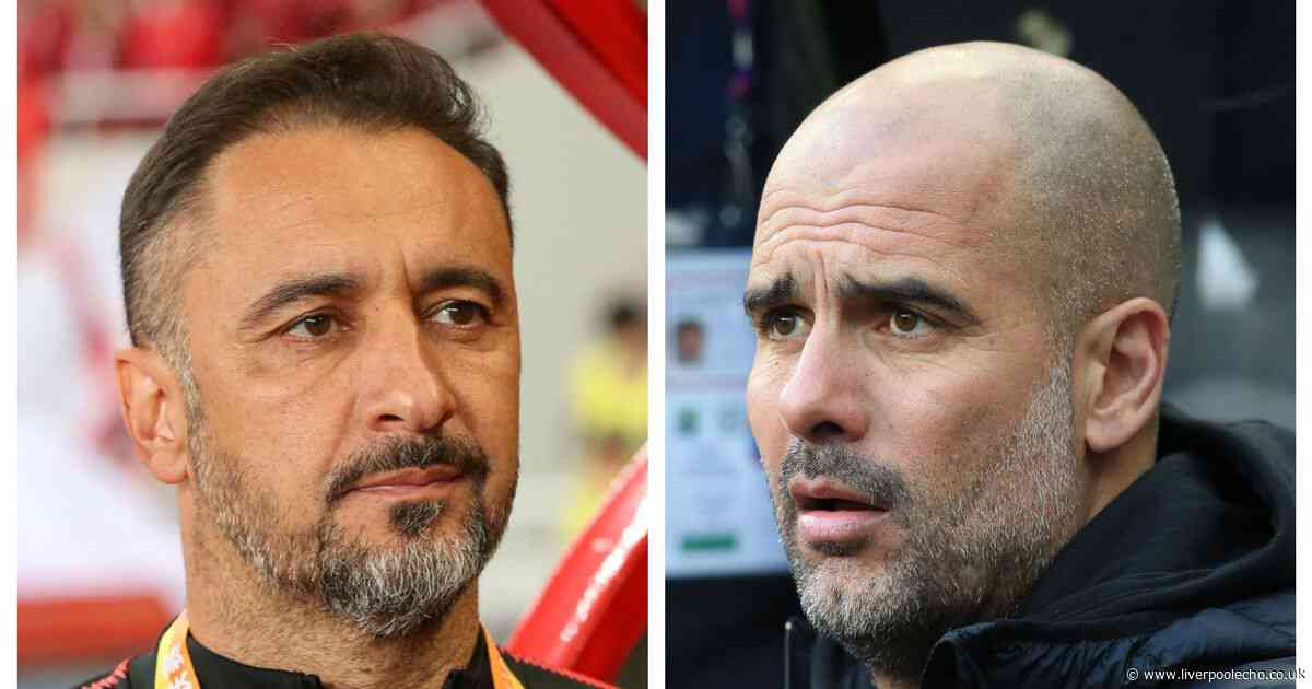 Everton managerial contender Vitor Pereira 'blew Pep Guardiola's mind' with tactical advice