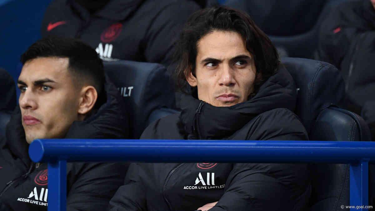 Cavani should be a Dortmund transfer target – Guerreiro