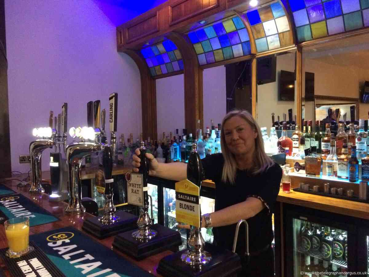Silver Fox pub opens in old Bradford cooker shop